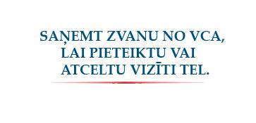 SAŅEMT ZVANU NO VCA