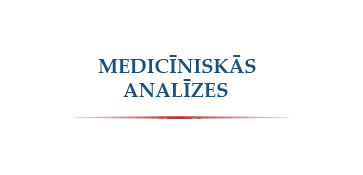 medicinskie analizi lv